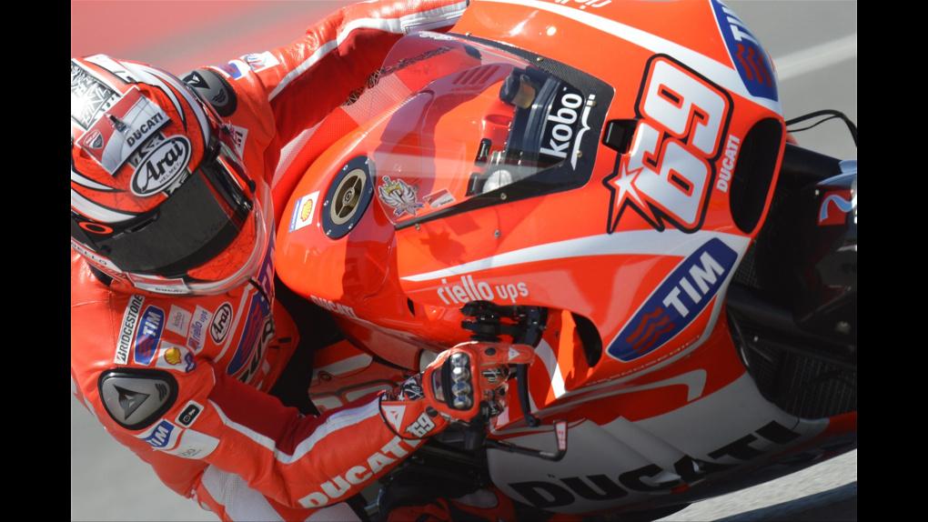 2013 Ducati  | 2013 MotoGP - Austin - Hayden
