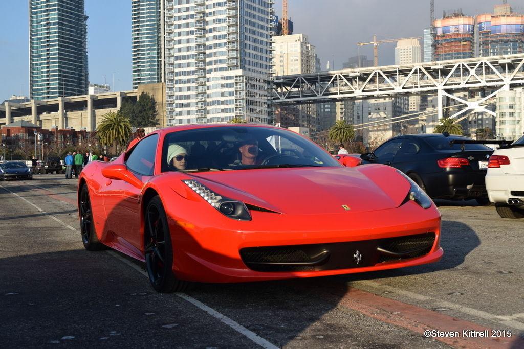 Ferrari  | 458 Ferrari