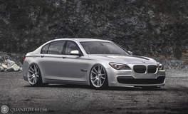 BMW 740li - Quantum44 S4