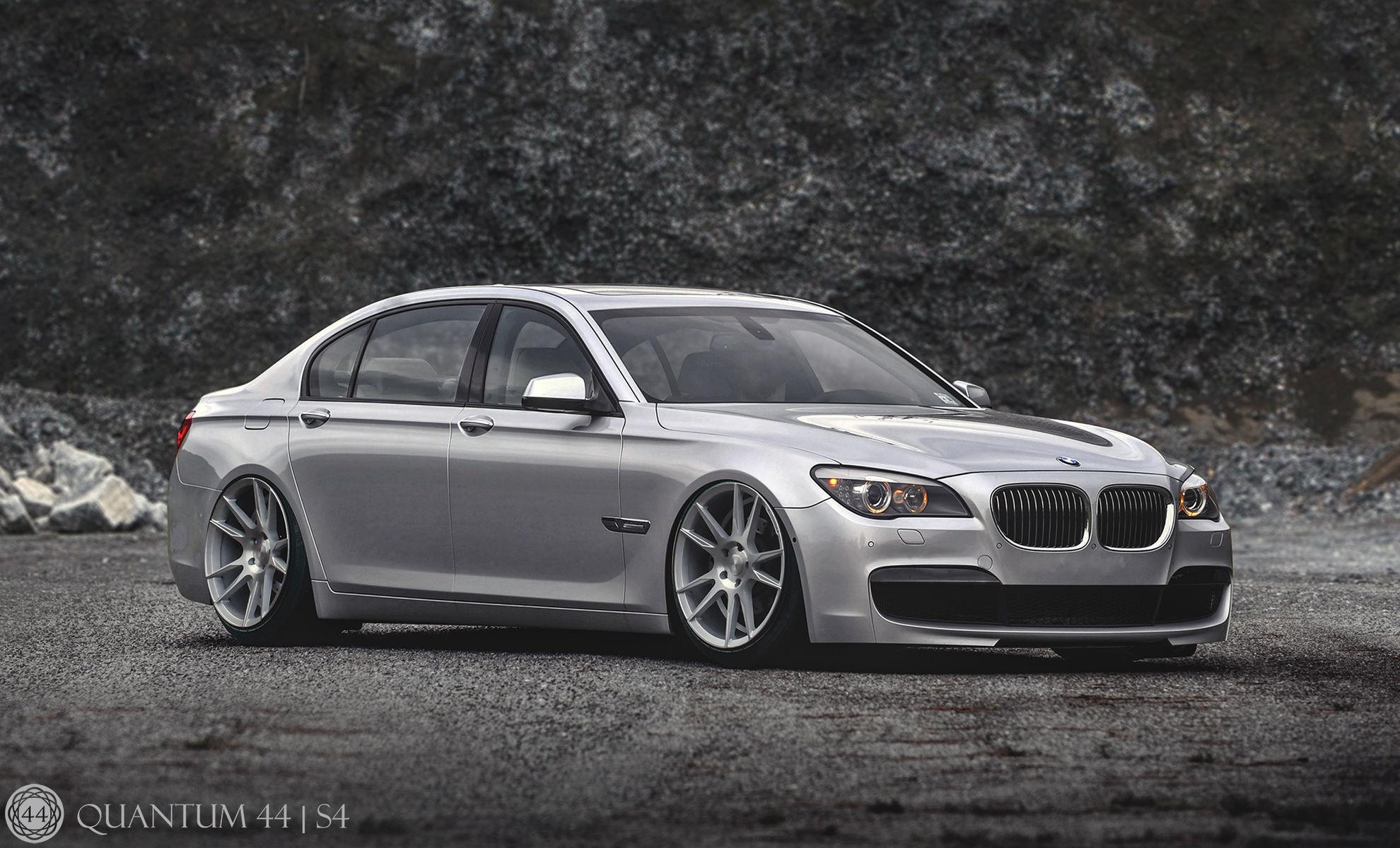 BMW 7 Series | BMW 740li - Quantum44 S4