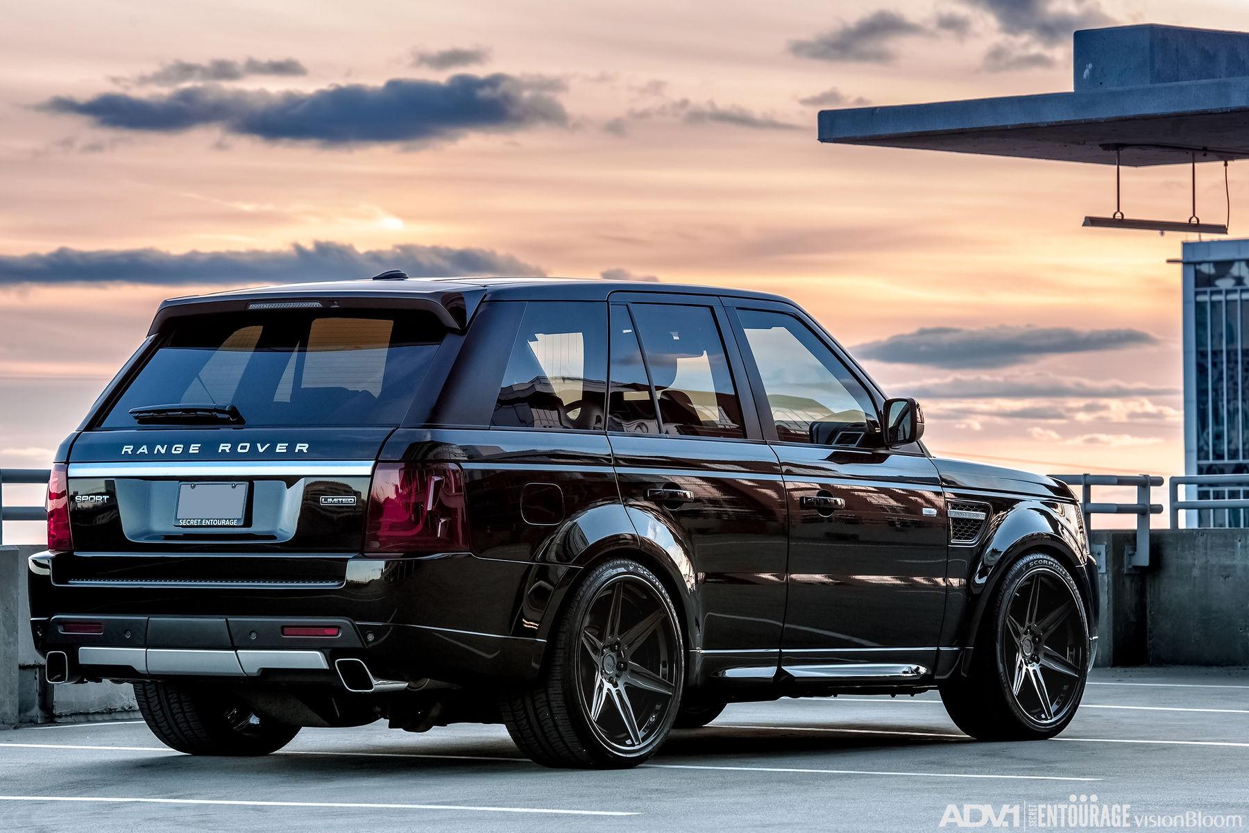 Land Rover Range Rover Sport | ADV.1 Range Rover Sport