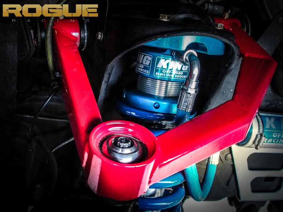 2011 Ford F-150 | Rogue Racing Raptor - Upper strut detail