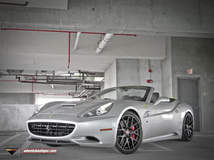 Ferrari California on Vorsteiner VF140's