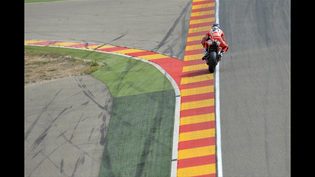 2013 Ducati  | 2013 MotoGP - Aragon