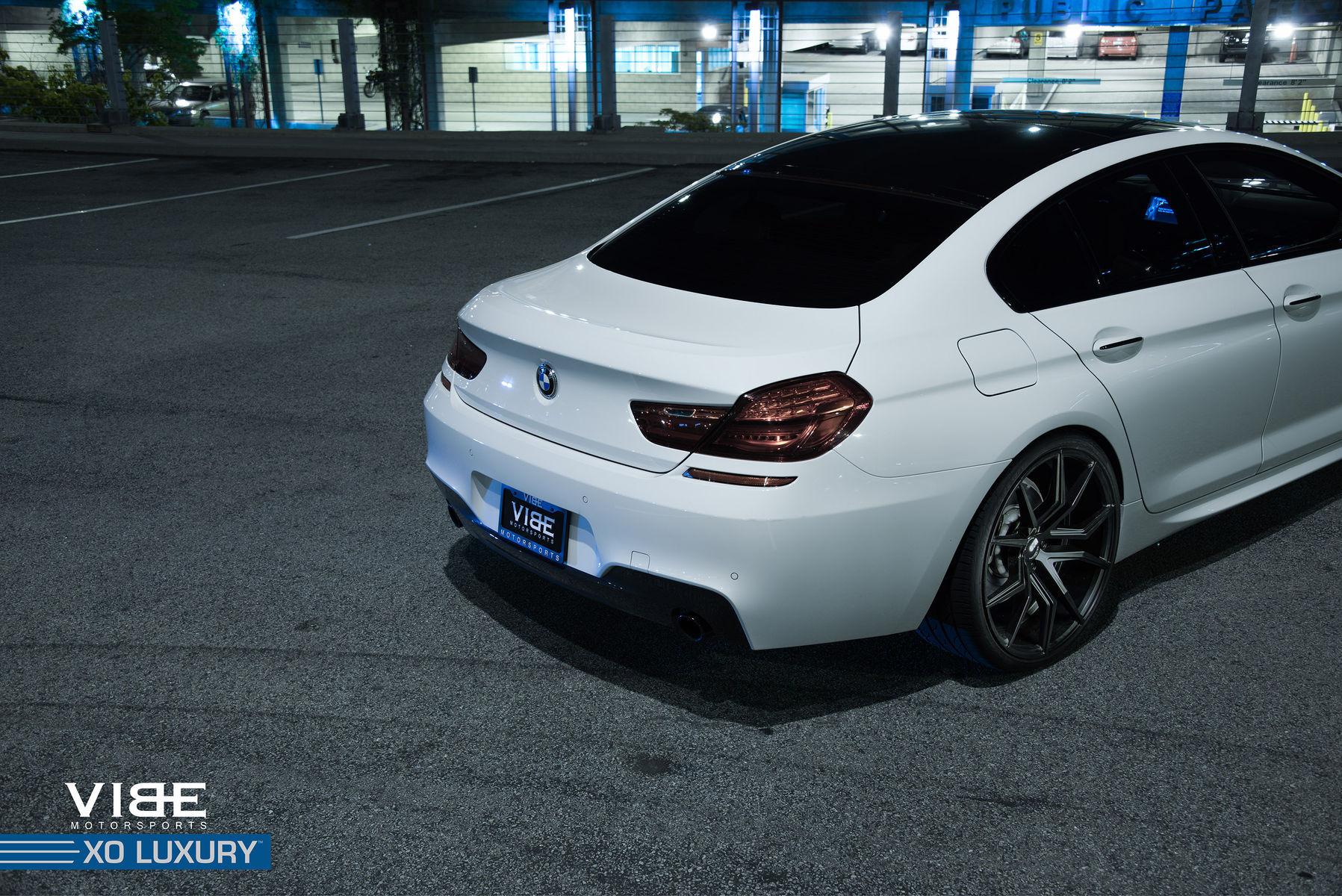 2014 BMW 6 Series Gran Coupe   '14 BMW 650li on 22's - XO Luxury