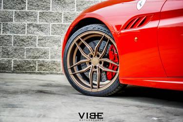 "2015 Ferrari California | Ferrari California on 20"" Ferrada F8 FR5 Wheels - Vibe Motorsports"