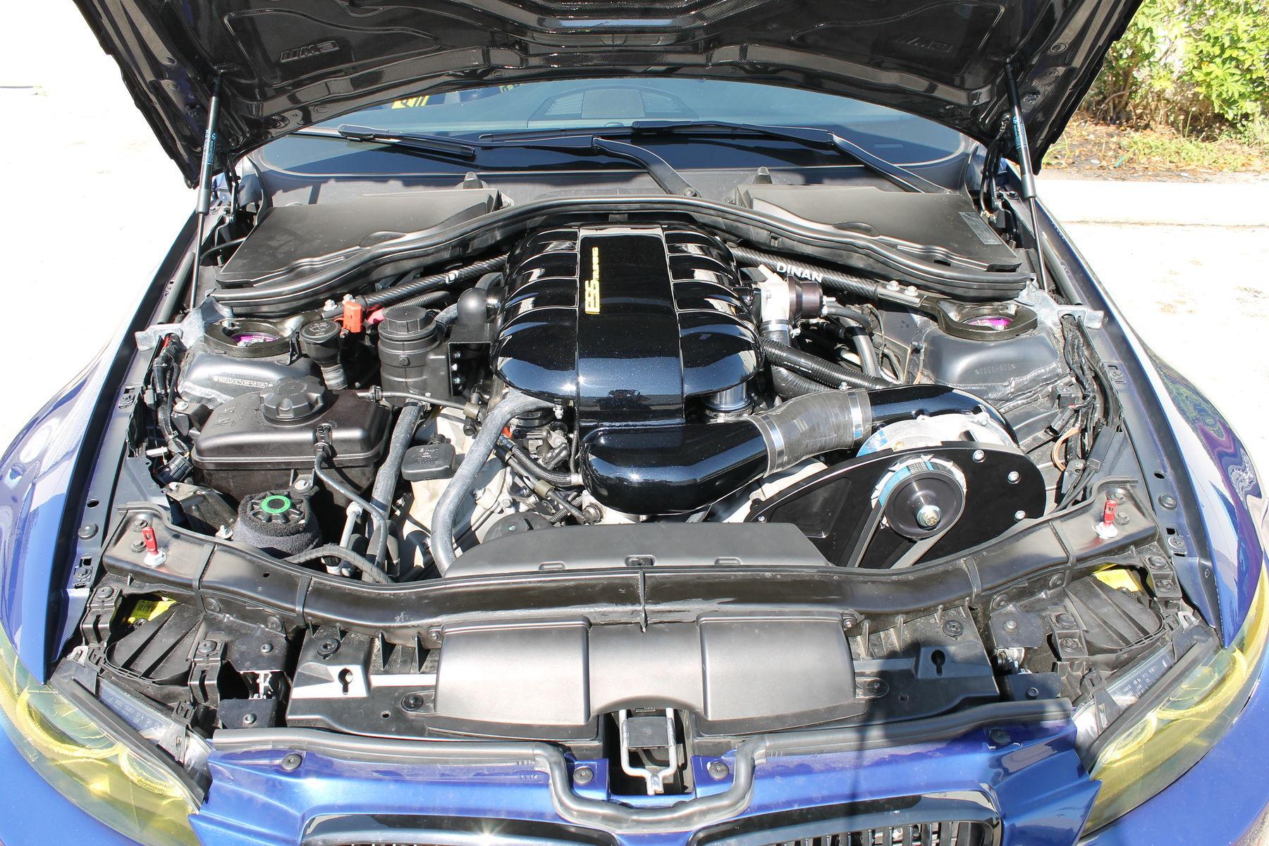 BMW M3 | Supercharged Dinan BMW e93 M3
