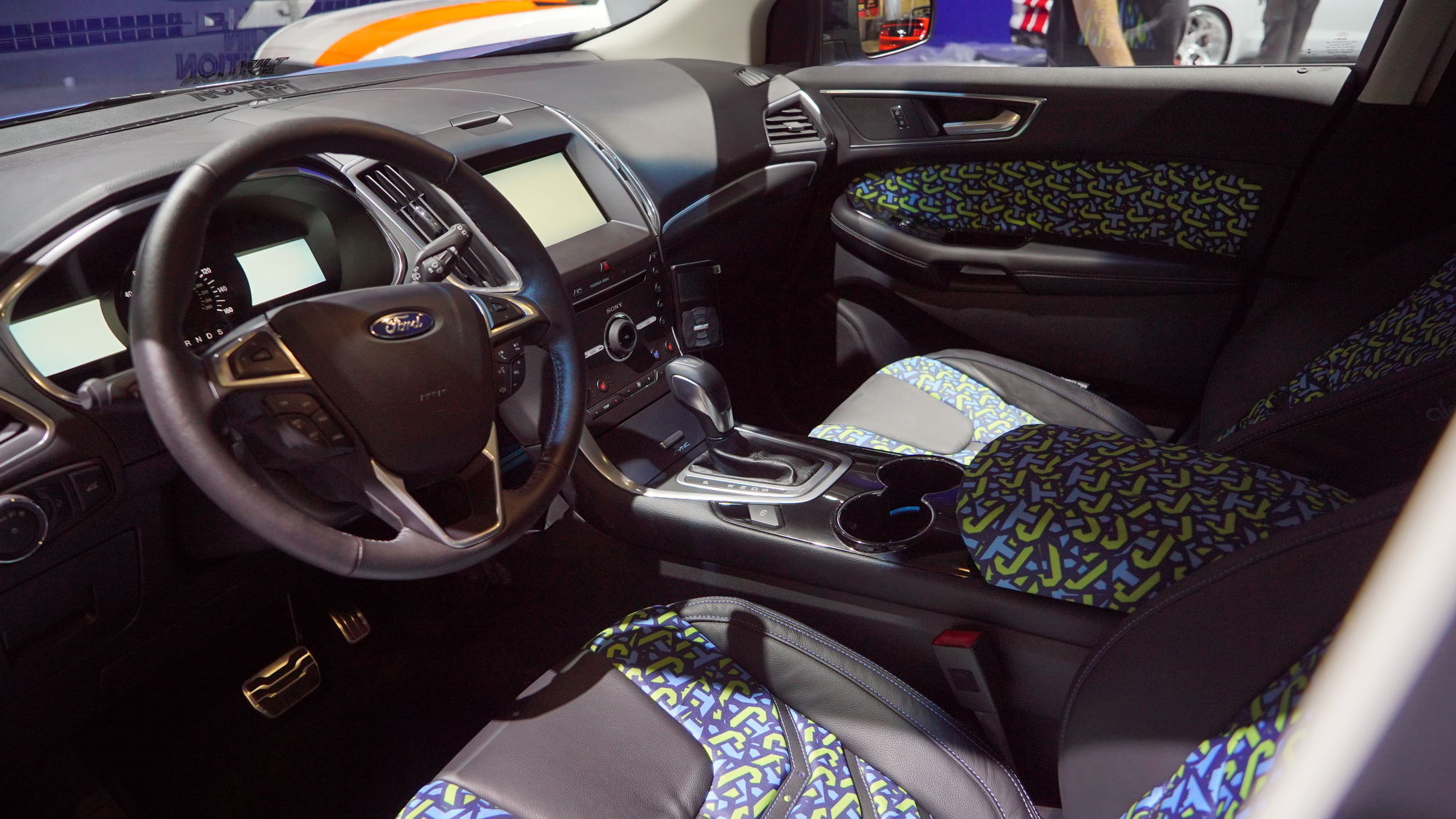 2015 Ford Edge | '15 Ford Edge by Tjin Edition - Interior Close Up