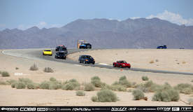 SUBARU STI ADV5S REDLINE TIME ATTACK: ROUND 3 - CHUCKWALLA VALLEY RACEWAY - MAY 3