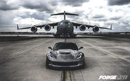 Forgeline C7 Corvette Z06 on AR1 Wheels - Corvette Z06