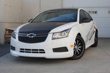 2012 Chevrolet Cruze   Chevy Cruze Buld