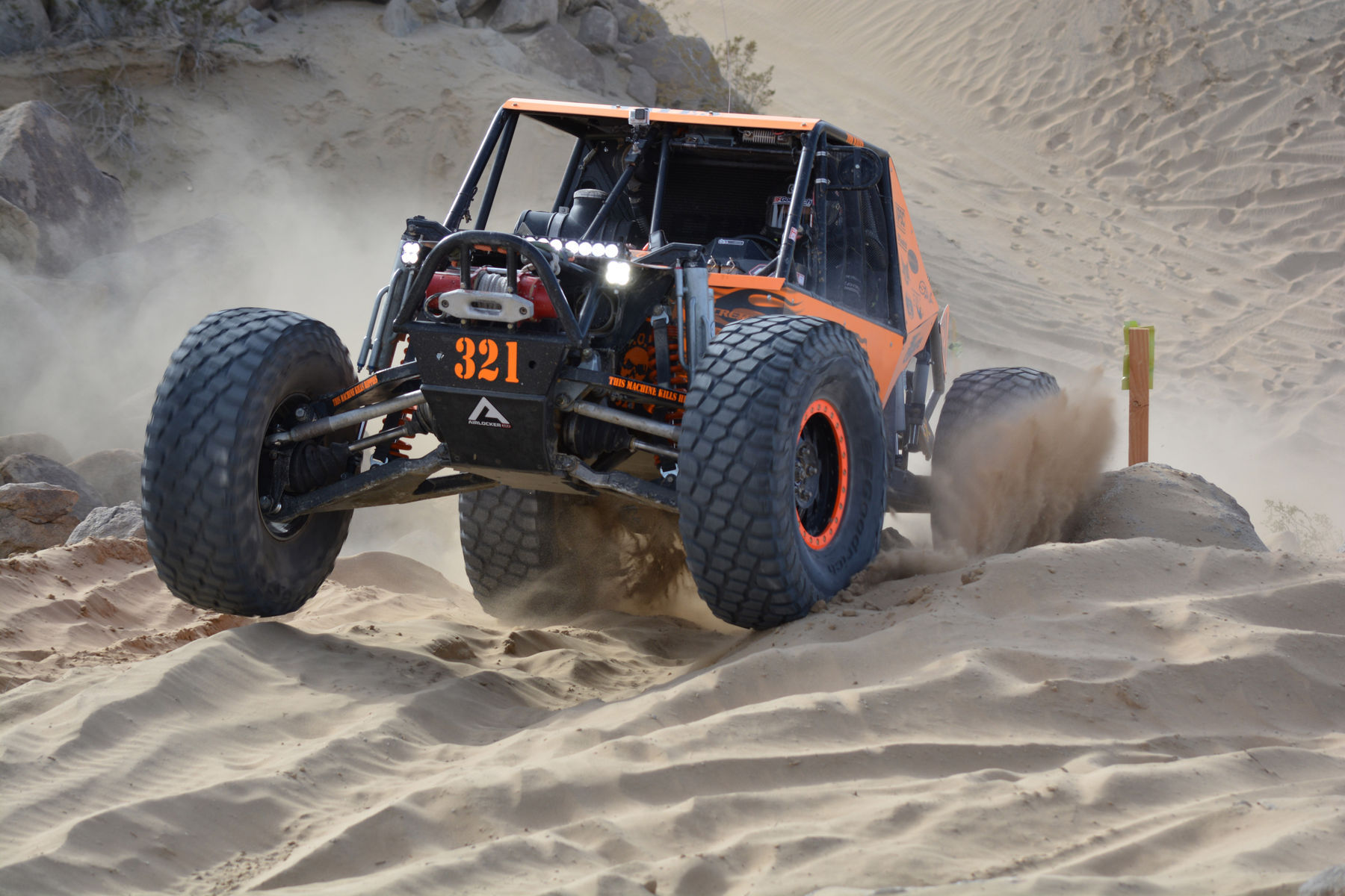 | 2014 Ultra4 - King of the Hammers