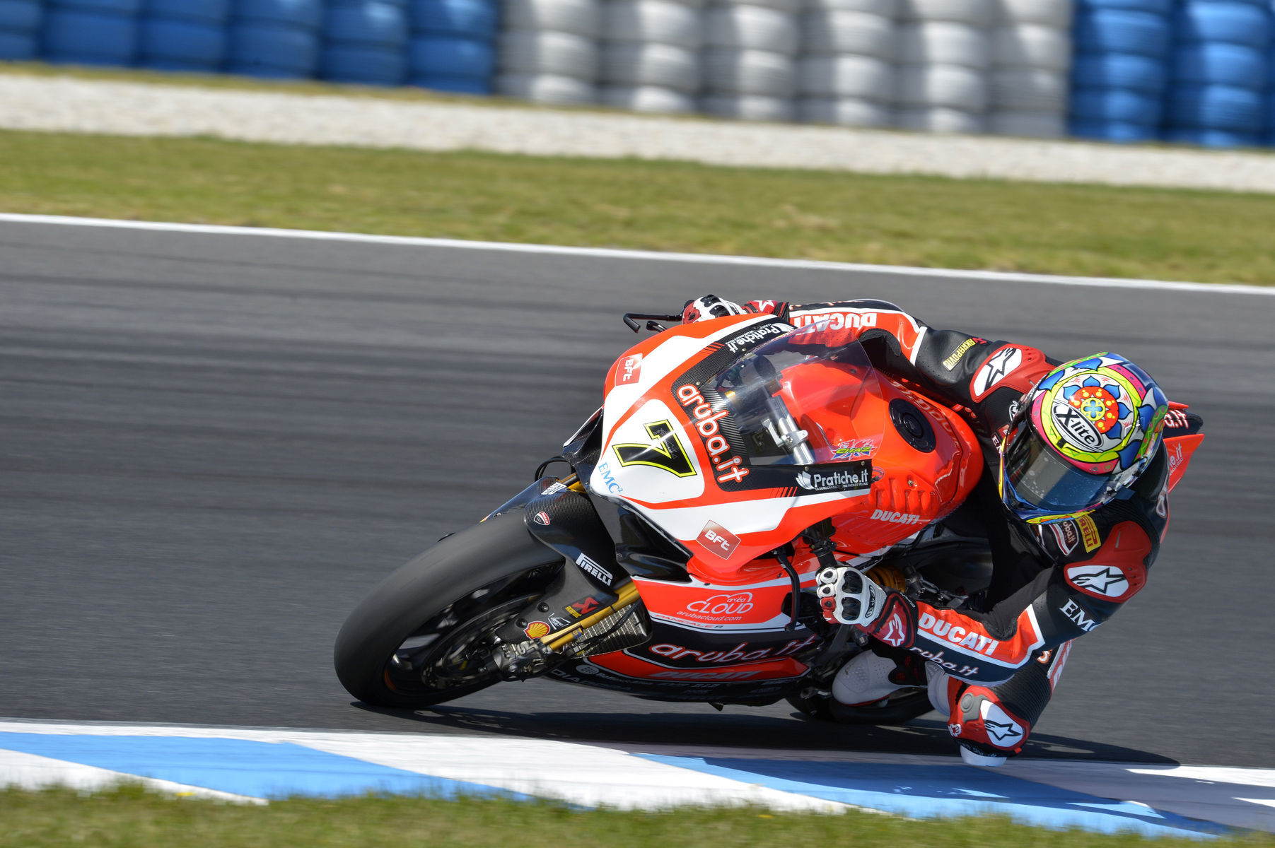 2015 Ducati Panigale R | 2015 Aruba.it Racing-Ducati Superbike Season