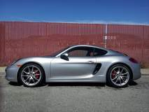 2014 Porsche Cayman 2-Door Coupe