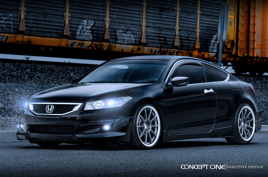 2013 Honda Accord | '13 Honda Accord Coupe on Concept One CS10's