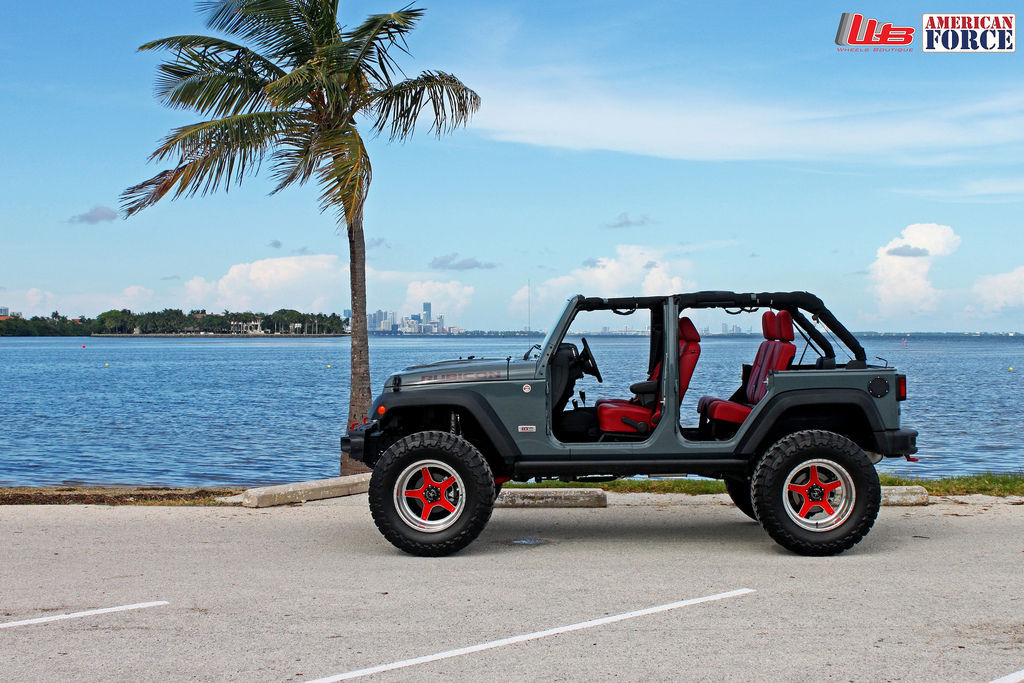 Jeep Wrangler | Jeep Wrangler Rubicon 10th Anniversary Edition