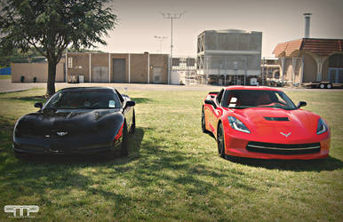 Chevrolet Corvettes