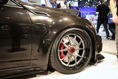 D3 Cadillac's 1100HP Black Rose Cadillac CTS-V Wagon on Center Locking Forgeline GA3 Wheels