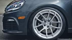 H&R 2013 Volkswagen Golf R