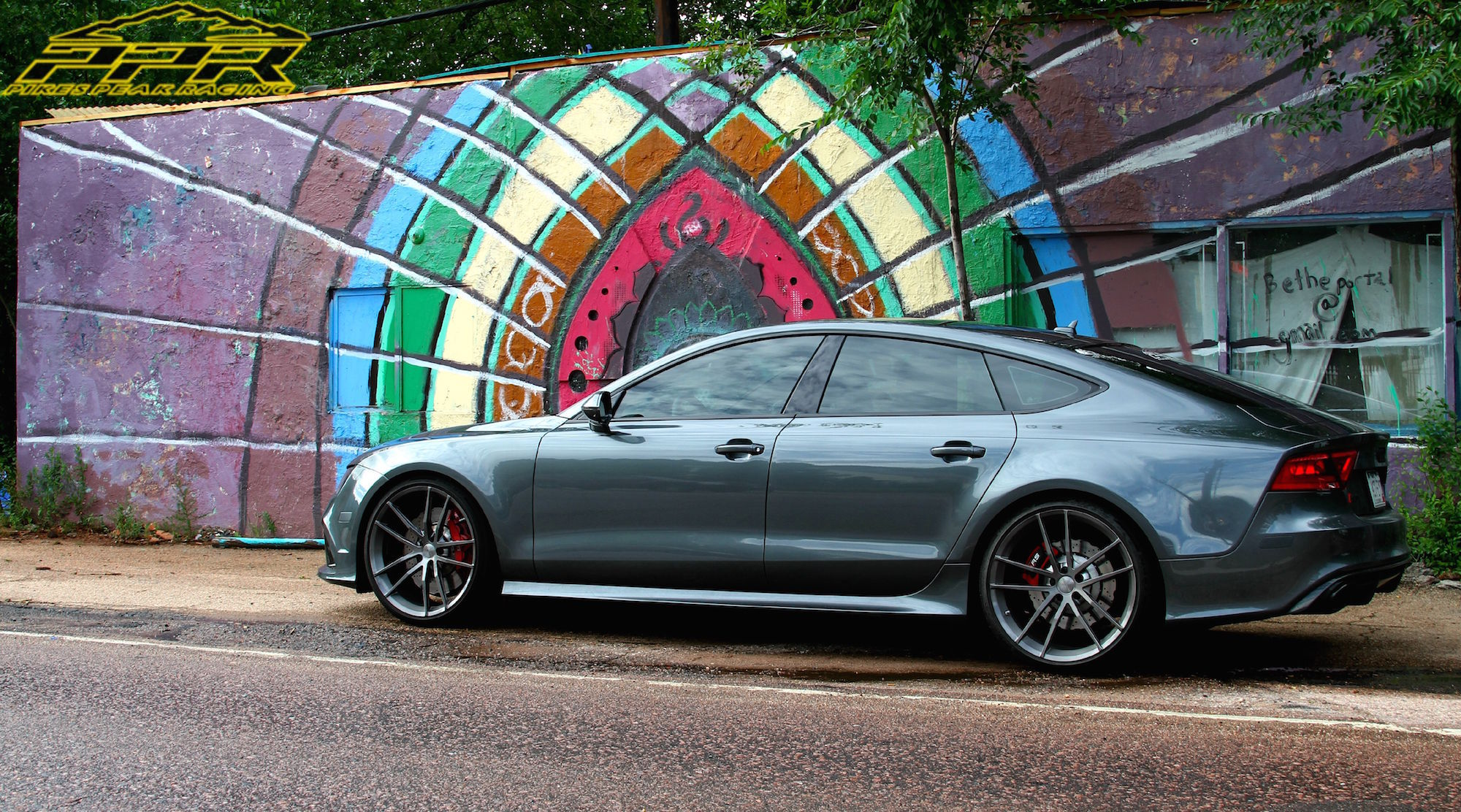 2014 Audi RS7 | Audi RS7 on Forgeline AR1 Wheels