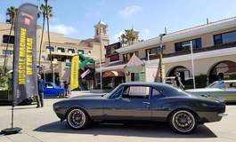 Mike Selvaggio's '67 Camaro on Forgeline GT3C Wheels Earns Muscle Machine of the Year Finalist at Goodguys Del Mar Nationals