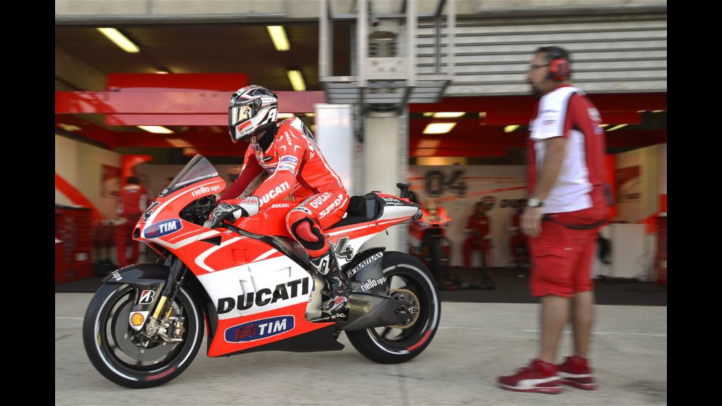 2013 Ducati  | 2013 MotoGP - LeMans - Dovi