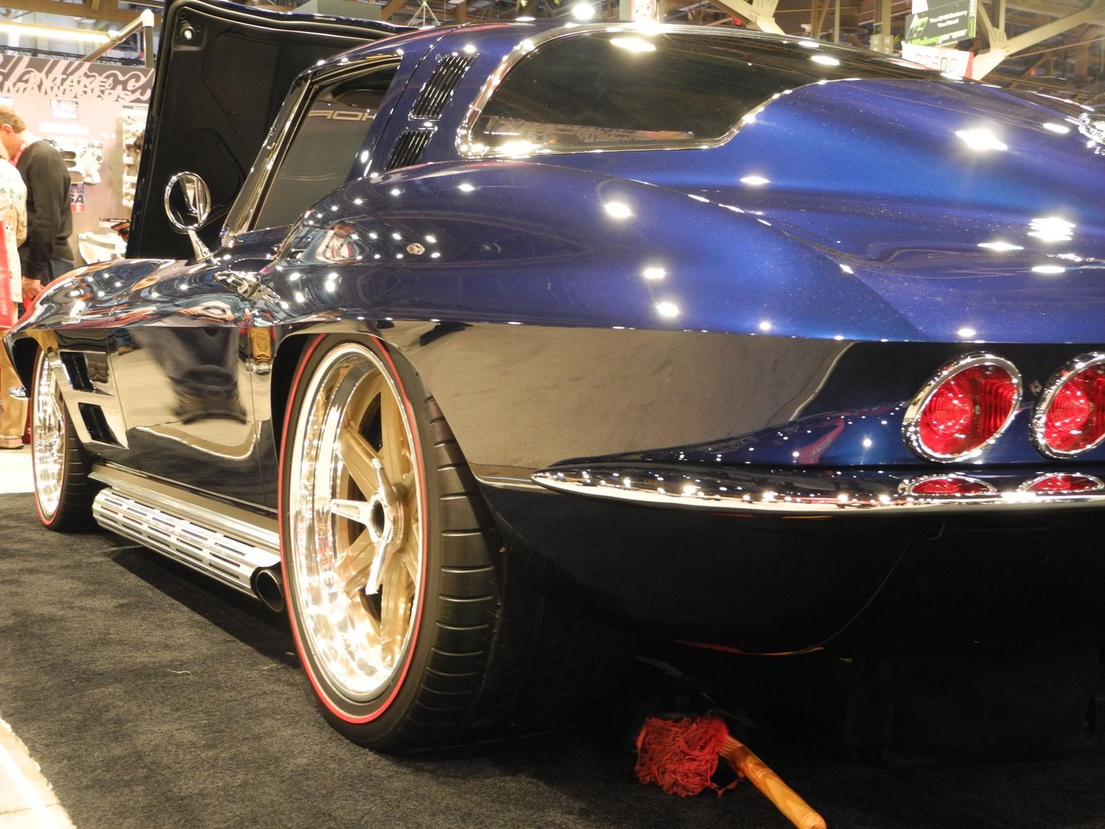 1964 Chevrolet Corvette Stingray | TBT: Roadster Shop Wins GM Design Award for