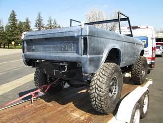 1968 Ford Bronco | Back from Body Shop