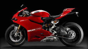 Ducati 1199 Panigale R - Left Angle