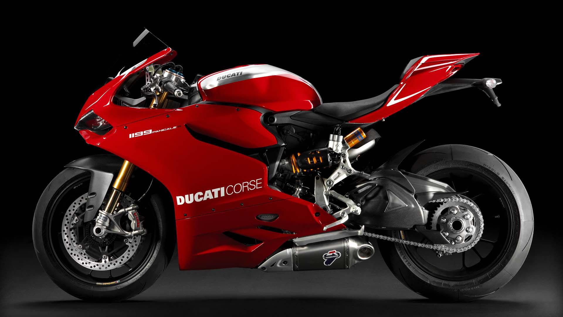 2014 Ducati  | Ducati 1199 Panigale R - Left Angle