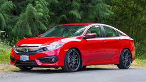 2017 H&R Honda Civic Sedan EX-T