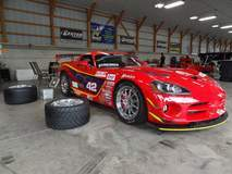 Dodge Viper on Forgeline GA3R-6 Wheels