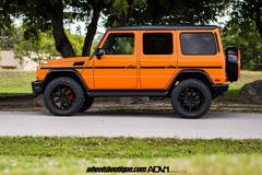 Mercedes Benz G-Wagon