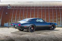John DeBok's 1973 Pontiac Trans Am on Center Locking Forgeline RB3C Concave Wheels