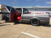 Chuck Johnson's Octane and Iron-Built 1970 Chevy C10 Wins Chevy Truck Pick at Goodguys Lonestar Nationals