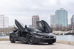 BMW i8 - Downtown Photoshoot