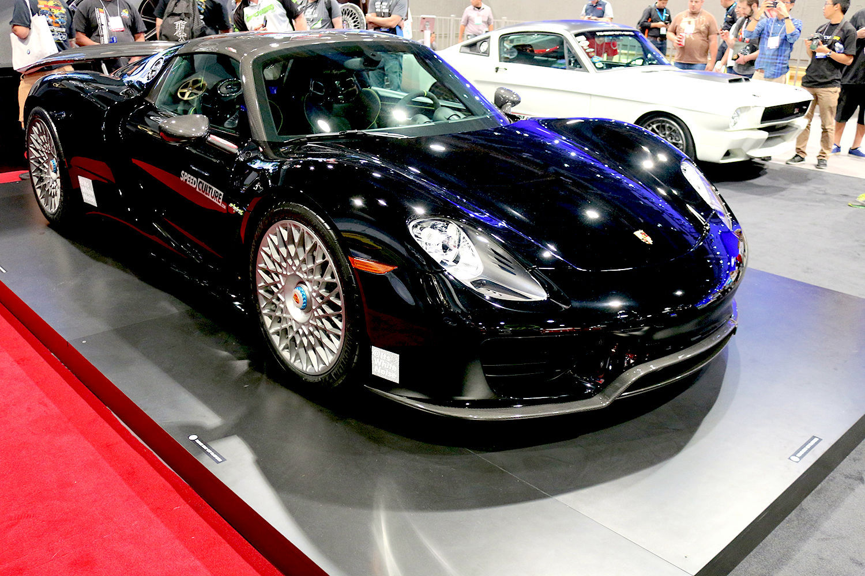 2015 Porsche 918 Spyder | Porsche 918