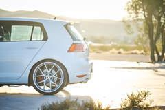 H&R 2016 Golf GTI - BBS Wheel