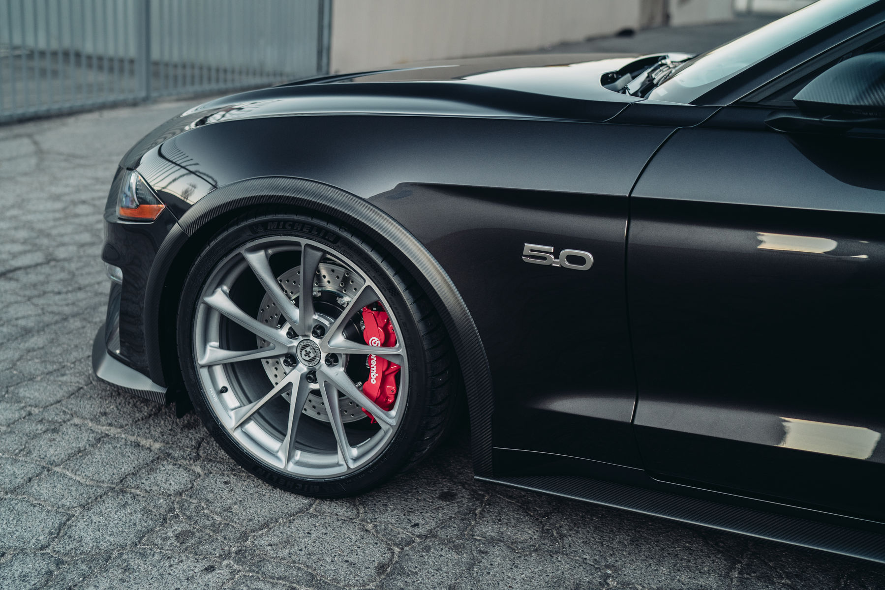 2018 Ford Mustang Gt Convertible By Sdkore Performance Group Fordsema