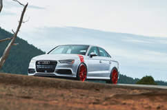 H&R 2015 Audi A3 2.0 TFSI