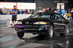 '04 Ford Mustang Dragster
