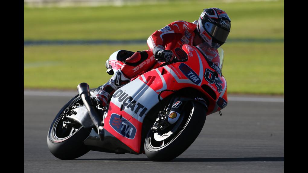 2013 Ducati  | 2013 MotoGP - Valencia - Dovi