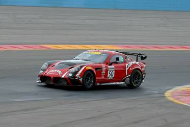 2018 Panoz  | Pirelli World Challenge 2018 Season Wraps Up with Forgeline Podium Sweep
