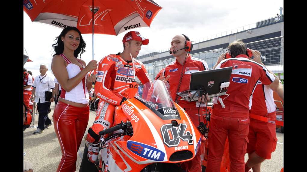 2013 Ducati  | 2013 MotoGP - Aragon - Dovi