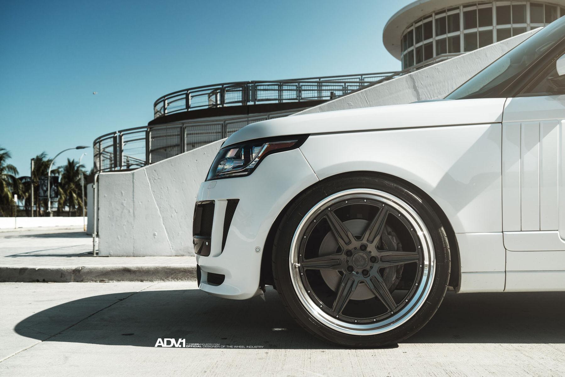 Land Rover Range Rover | ADV.1 Range Rover HSE