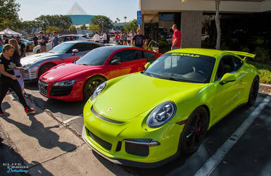 2015 Porsche 911 | San Diego Cars & Coffee October 15th, 2016
