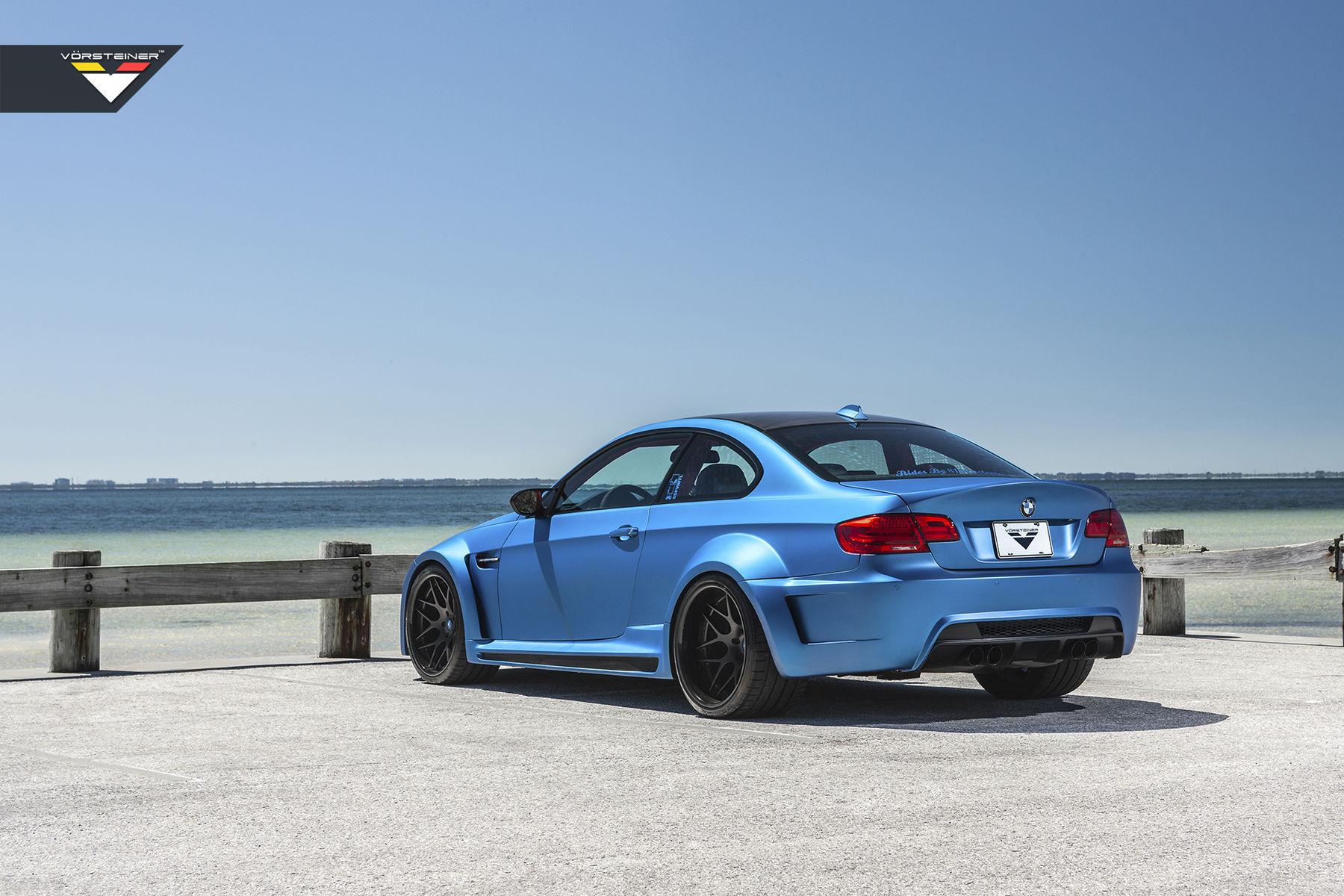 2014 BMW M3 | BMW E9X GTRS3 Wide Body
