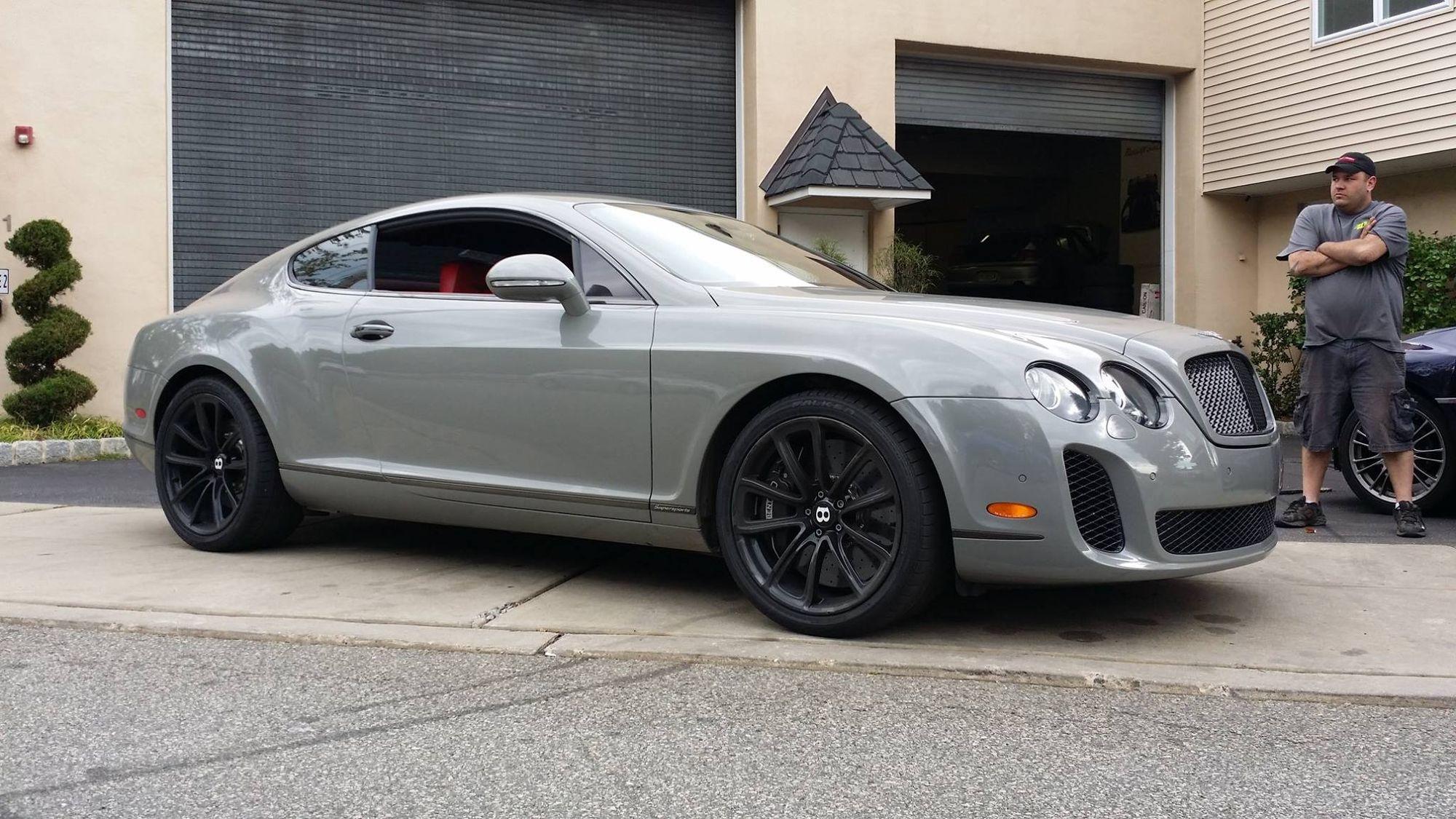 Bentley Continental Supersports | Bentley Continental SuperSport