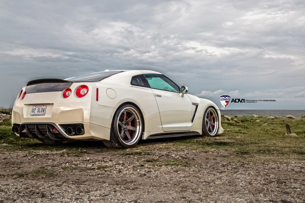 2013 Nissan GT-R | '13 Nissan GTR on ADV.1's