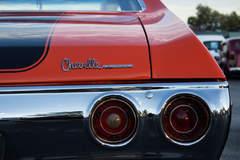1971 Chevelle Rear